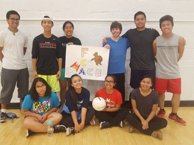 Intramural Sports and Athletics